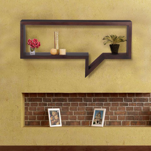 Beautiful Wall Shelf Buy Wood Temples  Teak Temple Purchase